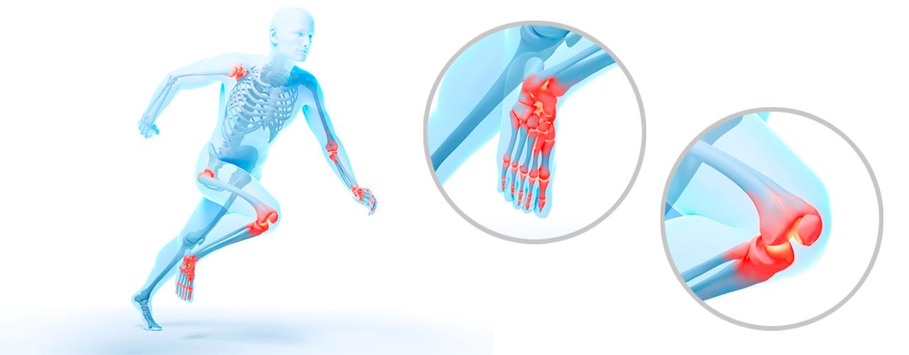 Orthokin Verfahren Fuss und Knie